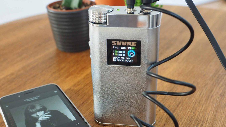 Shure SHA900 Kopfhörerverstärker