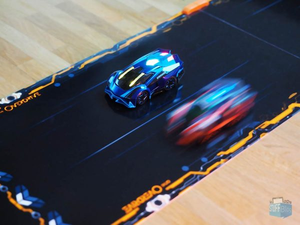 Anki Overdrive in Action