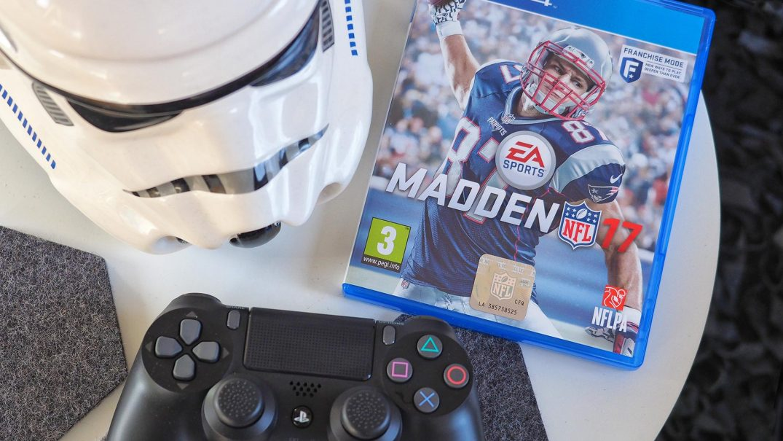 EA Sports Madden NFL 17