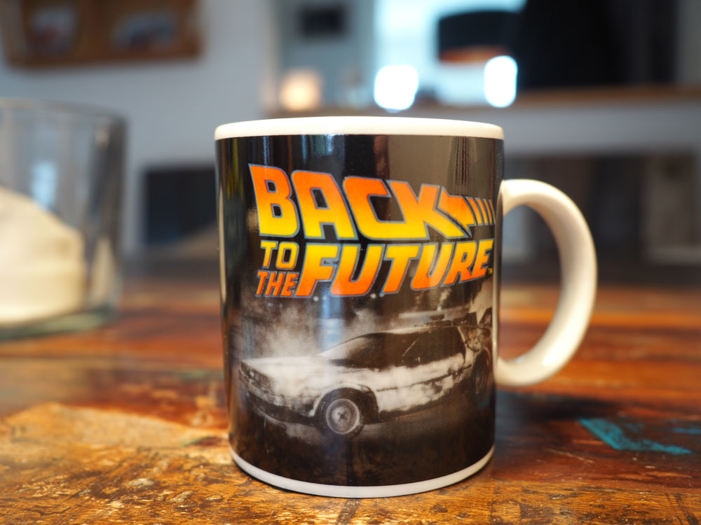 Back To The Future Tasse