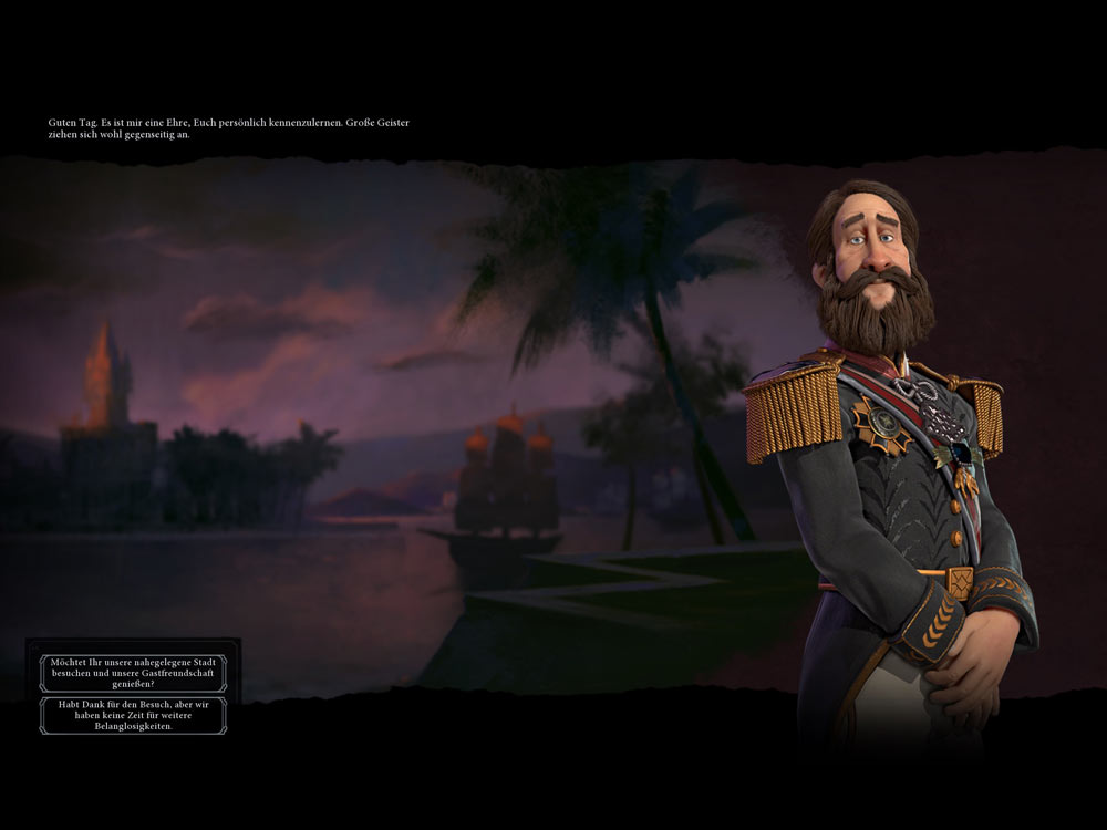 Civilization 6 Screenshot Animation