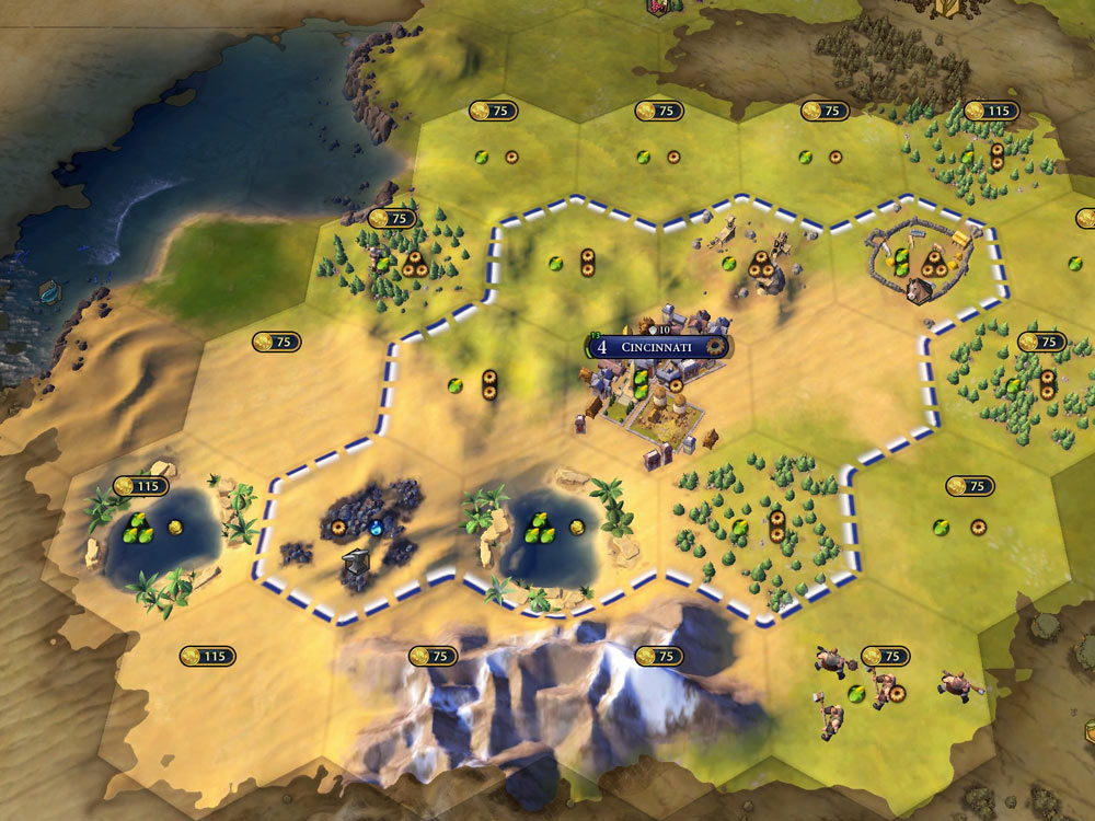 Civilization 6 Screenshot Landkauf