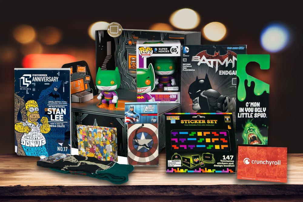 Lootcrate - Das Nerdbox-Abo