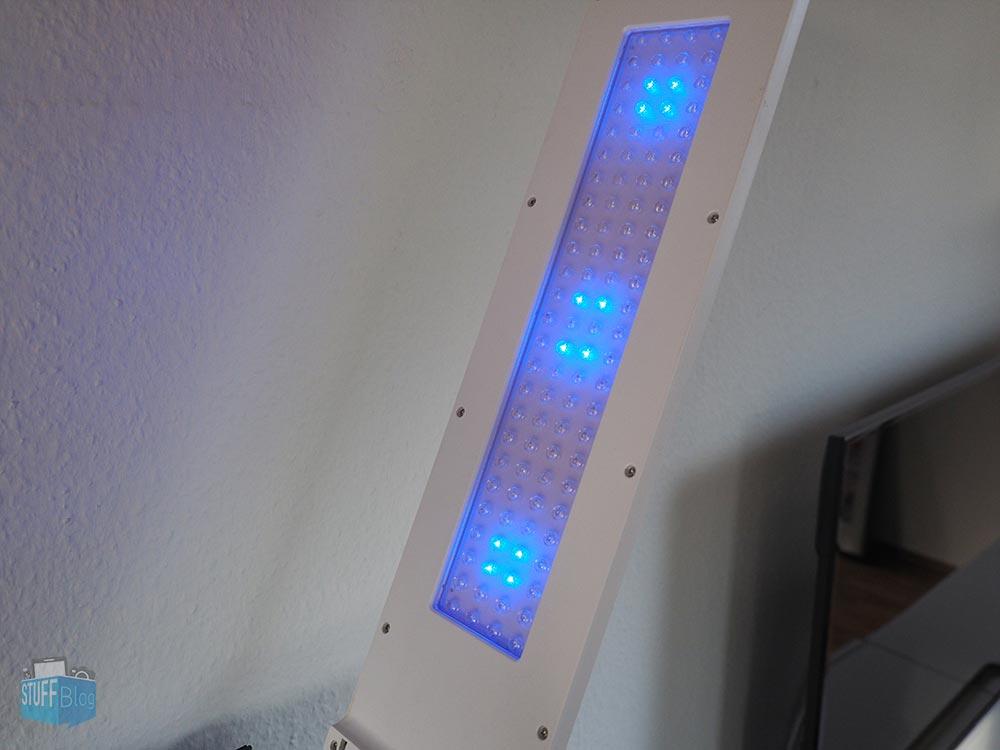 Deckel mit LED-Beleuchtung