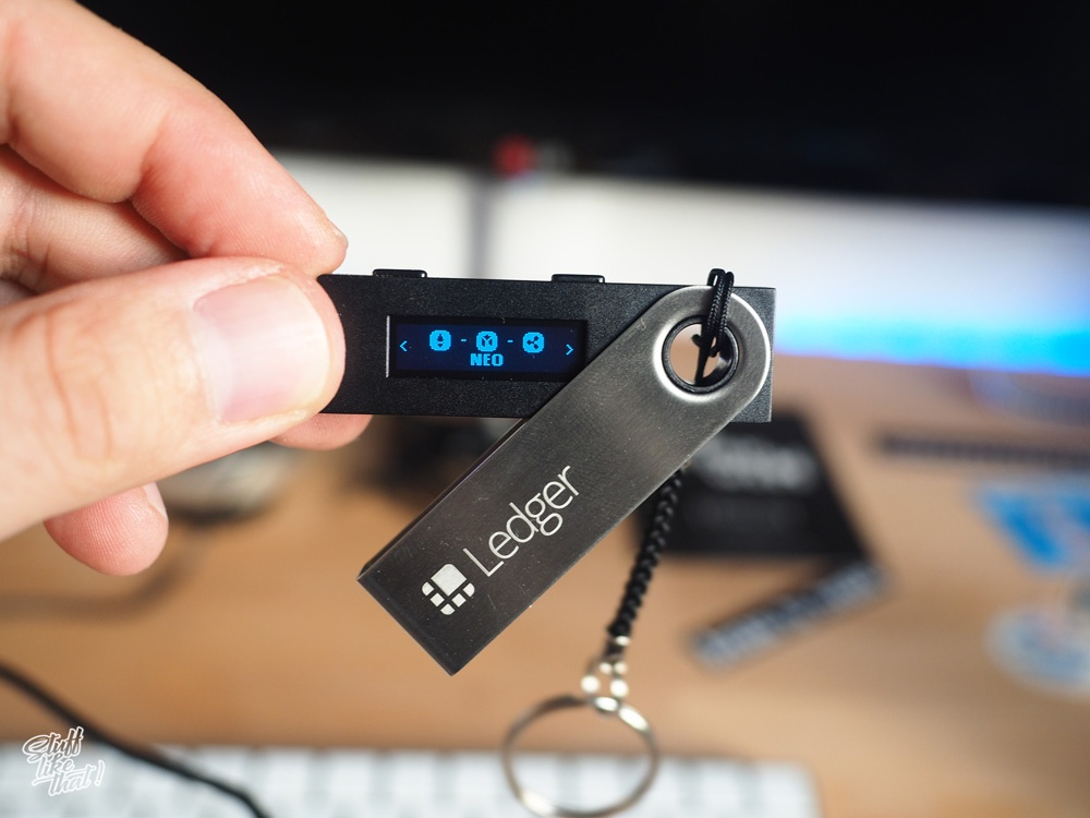Ledger Nano Apps