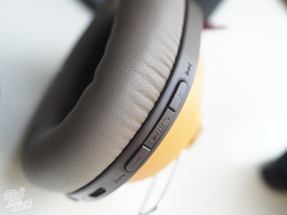 Panasonic-RP-HTX80B Buttons