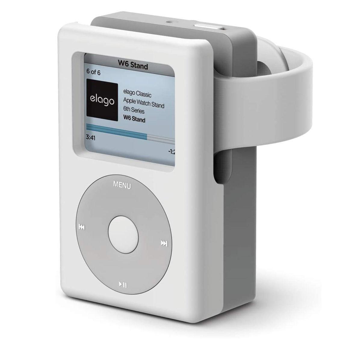 elago Ladestation iPod Classic