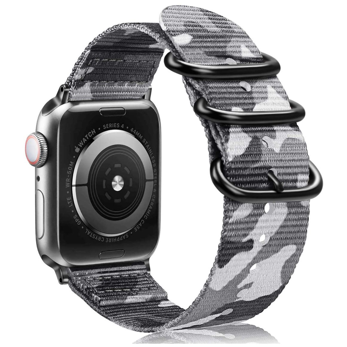 Camouflage Armband für die Apple Watch